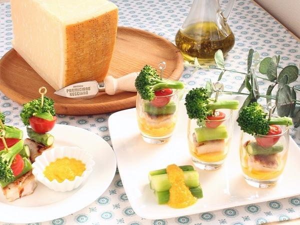 【レシピ開発】PRチーズ協会さま、旭エージェンシーさま